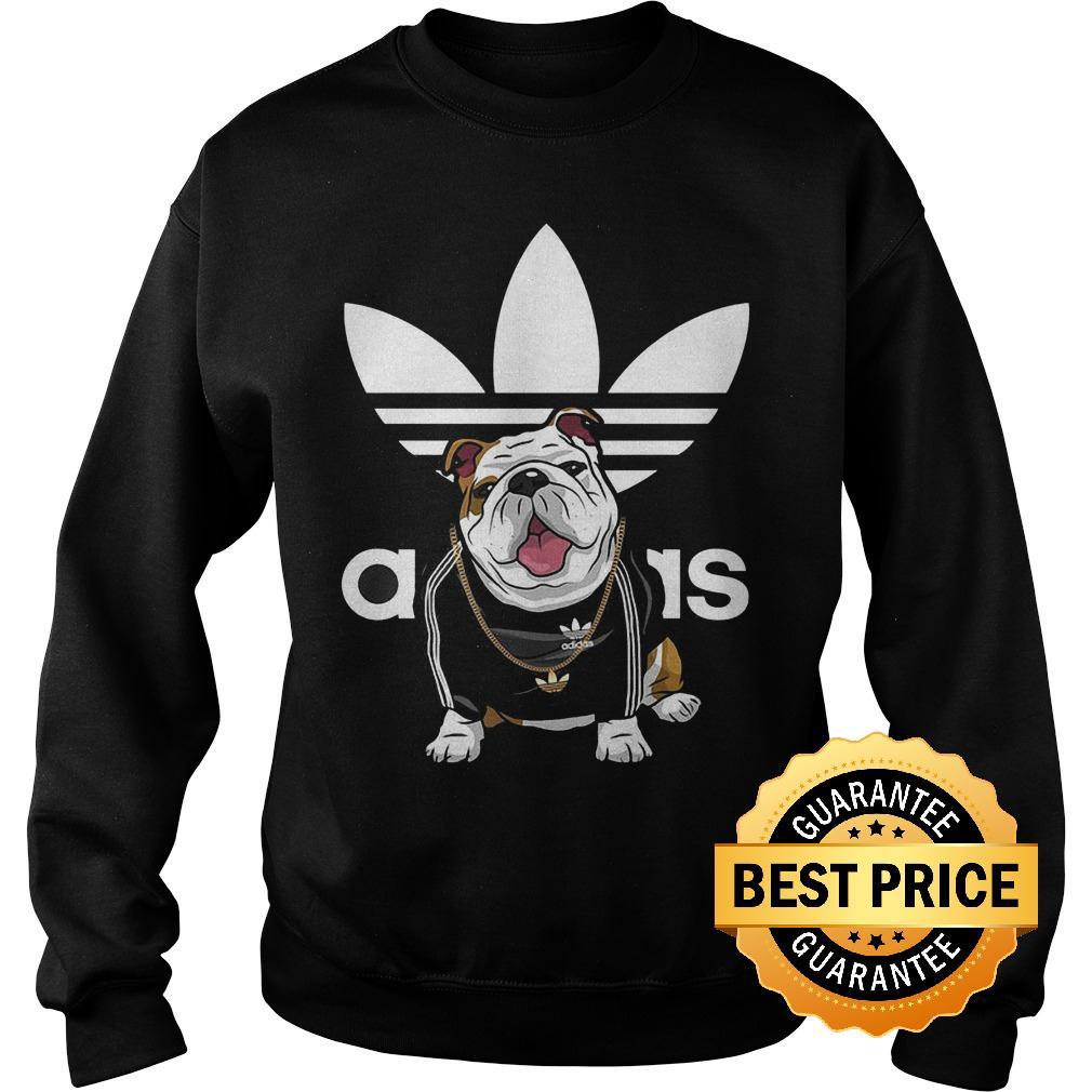 Best Price Adidas Bulldog shirt Sweatshirt Unisex