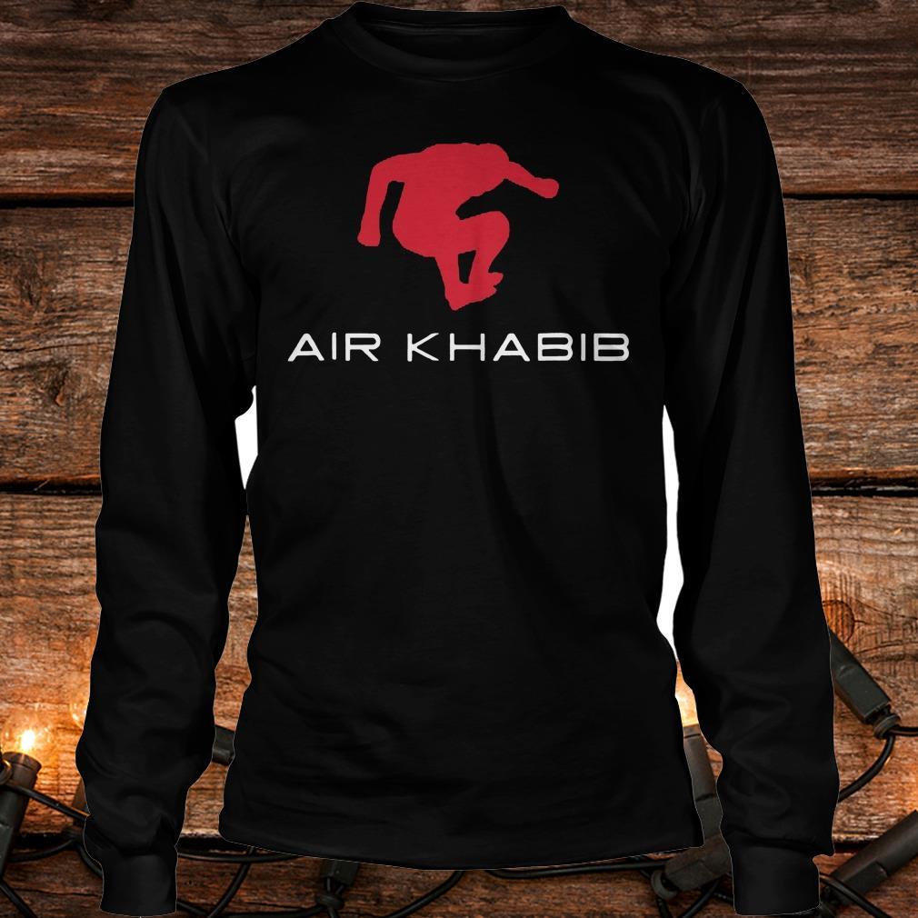 Air Khabib Shirt Longsleeve Tee Unisex