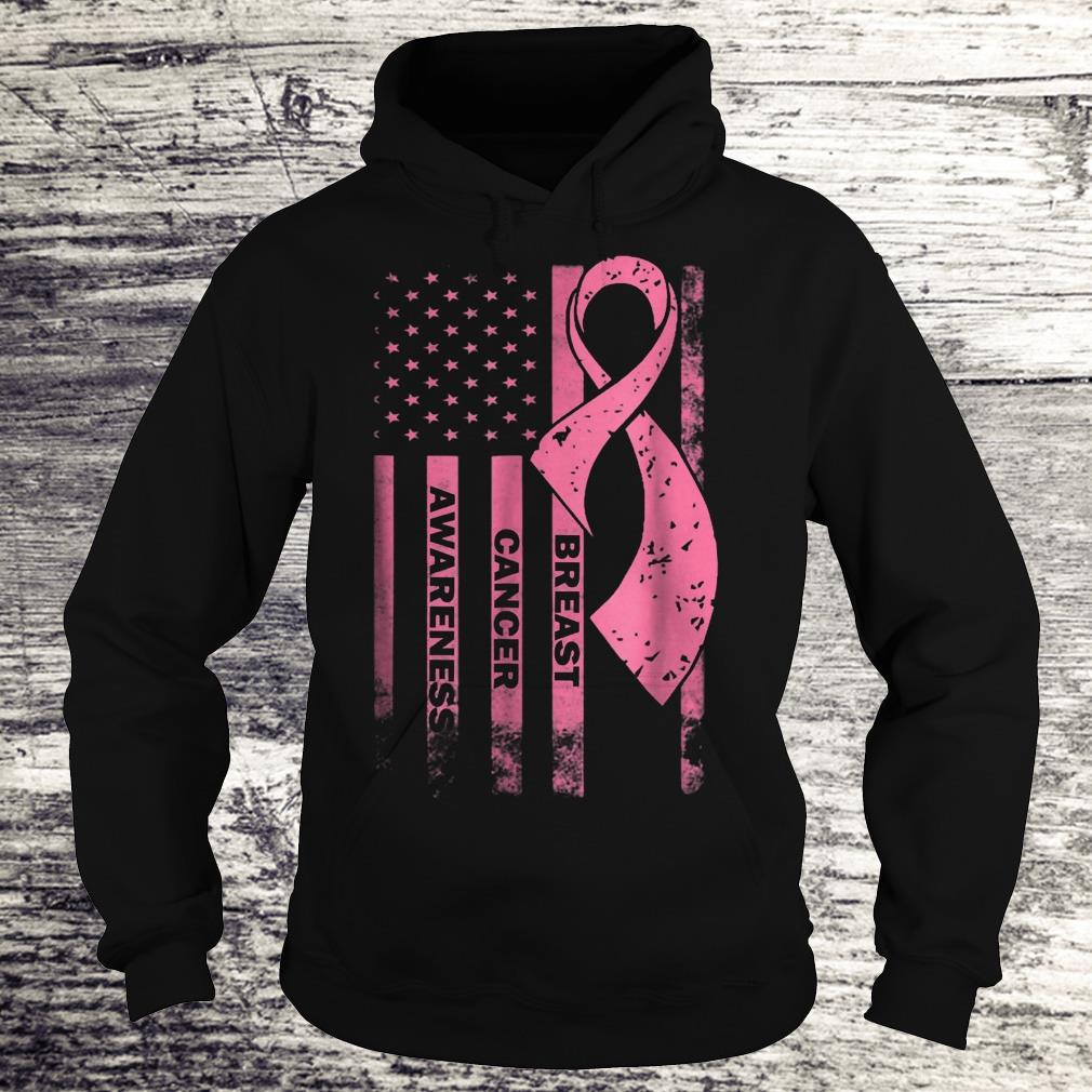 Breast cancer awareness Shirt Hoodie
