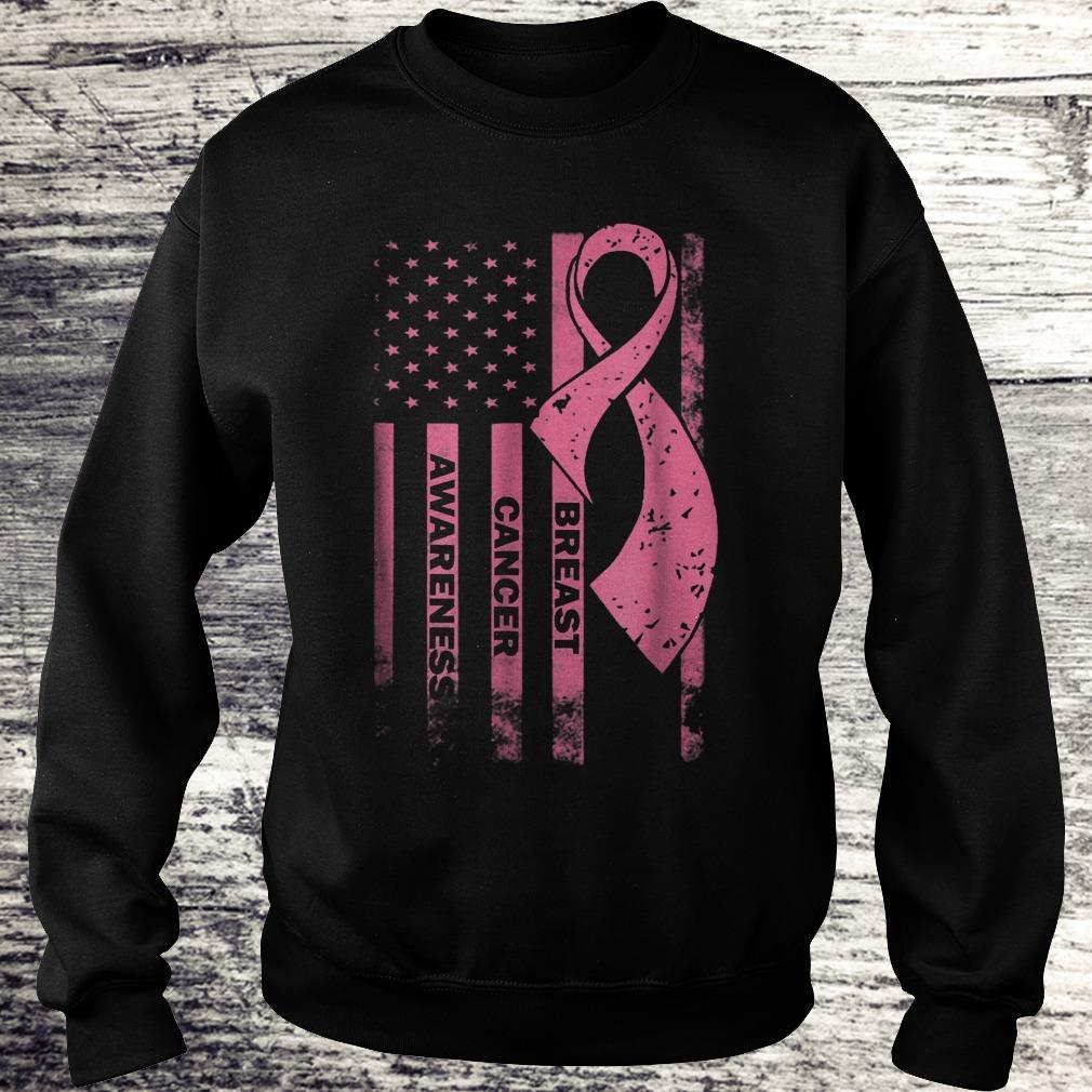 Breast cancer awareness Shirt Sweatshirt Unisex