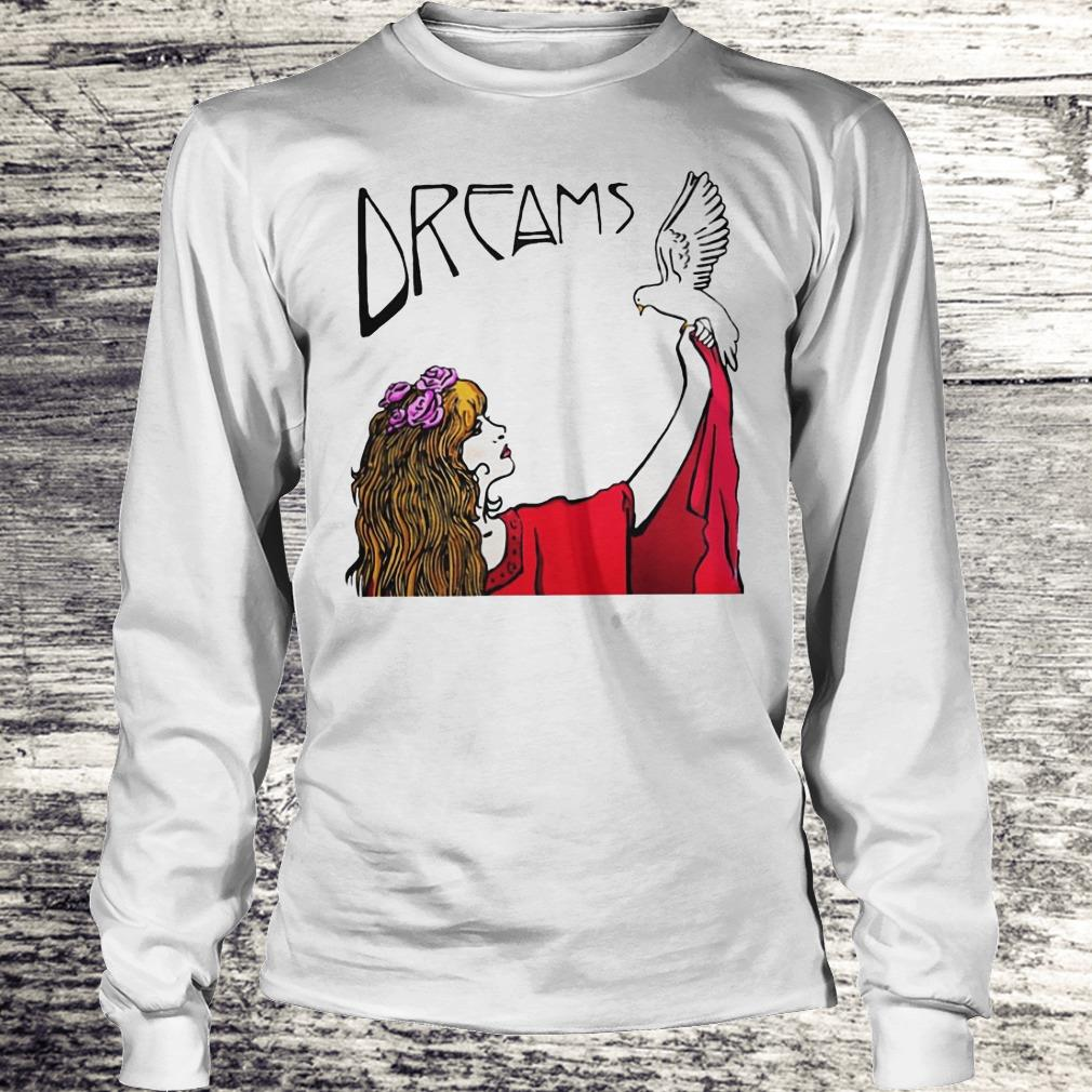 Dreams Stevie Nicks Big Fan Gift Shirt Longsleeve Tee Unisex