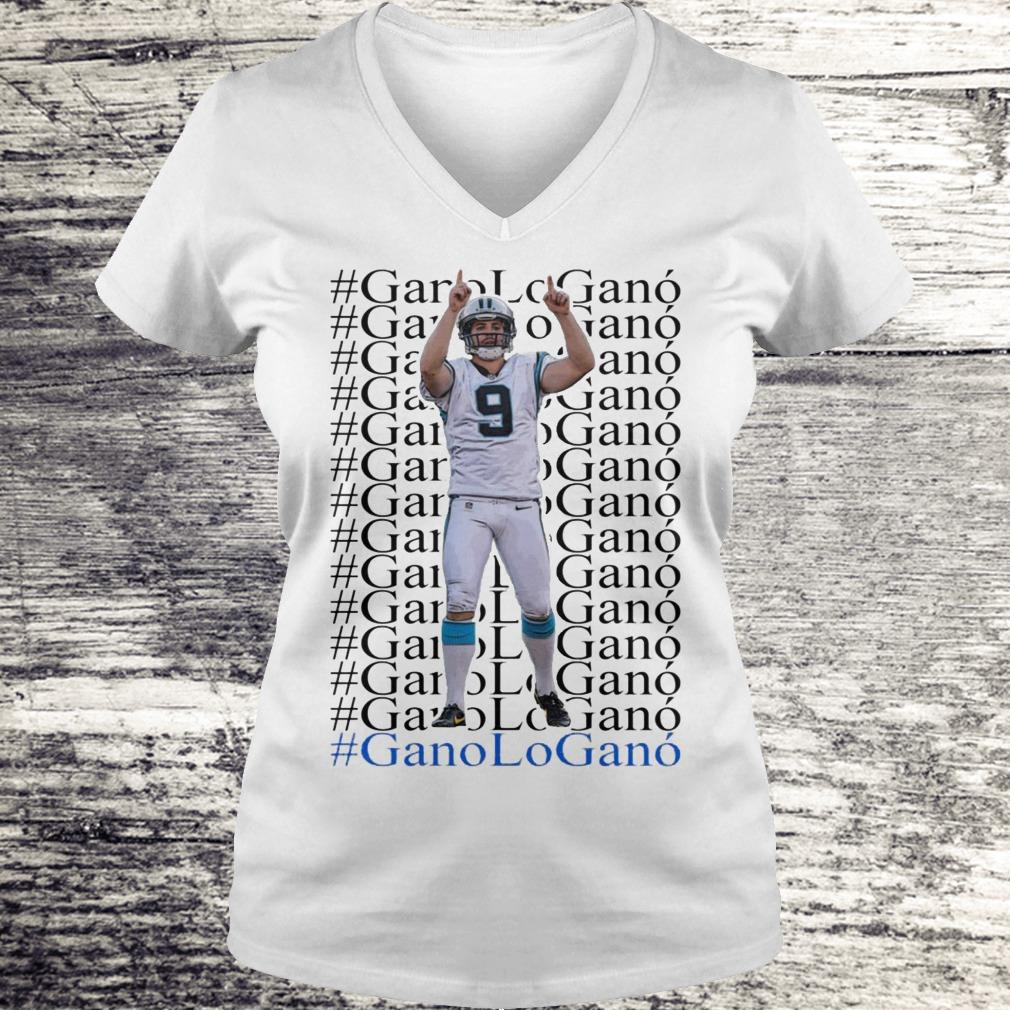 Gano Lo Gano Shirt Ladies V-Neck