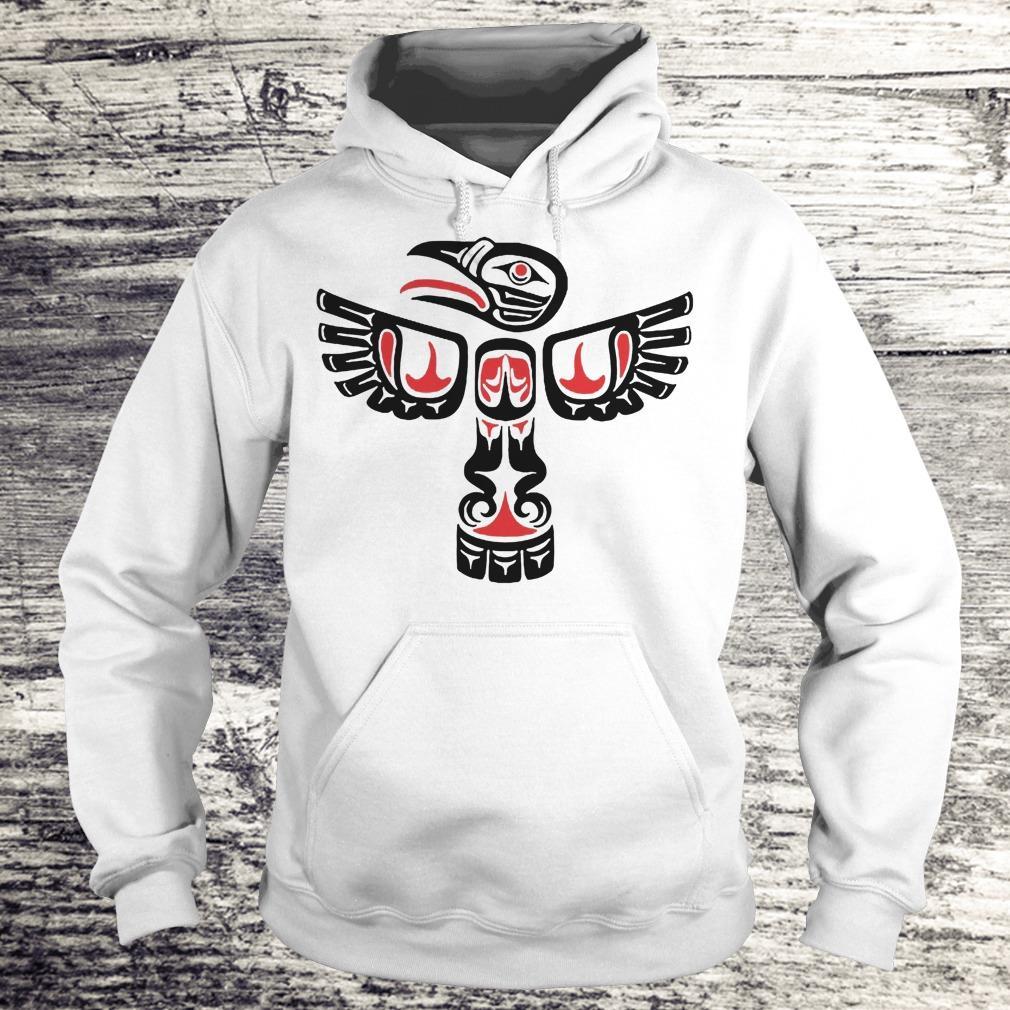 Haida Native American Shirt Hoodie