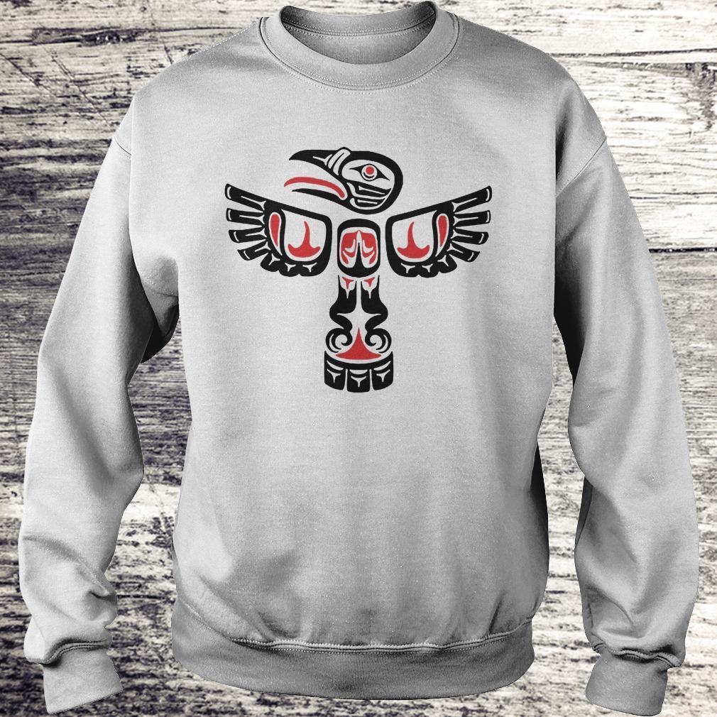 Haida Native American Shirt Sweatshirt Unisex