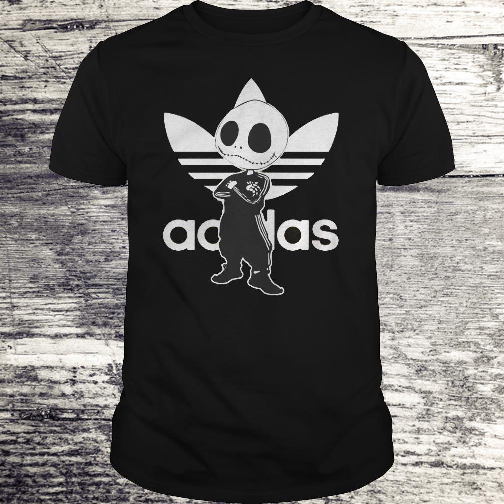 Jack Skellington Adidas Shirt Classic Guys Unisex Tee.jpg