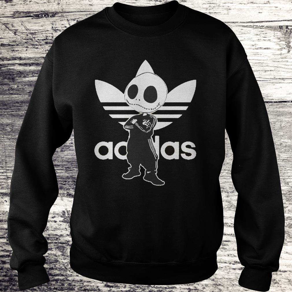 Jack Skellington adidas Shirt Sweatshirt Unisex