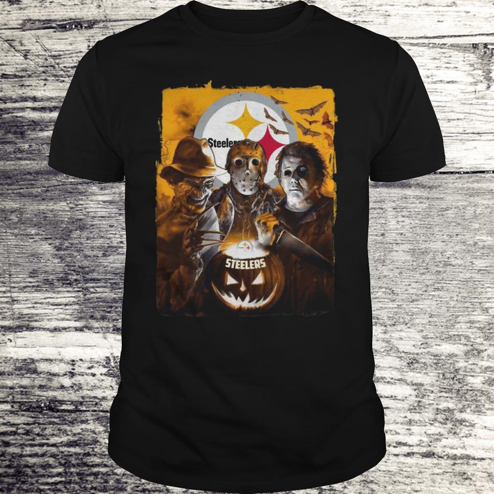 Jason Michael Freddy Pittsburgh Steeler Shirt Classic Guys Unisex Tee.jpg