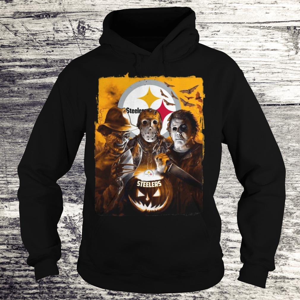 Jason Michael Freddy Pittsburgh Steeler Shirt Hoodie