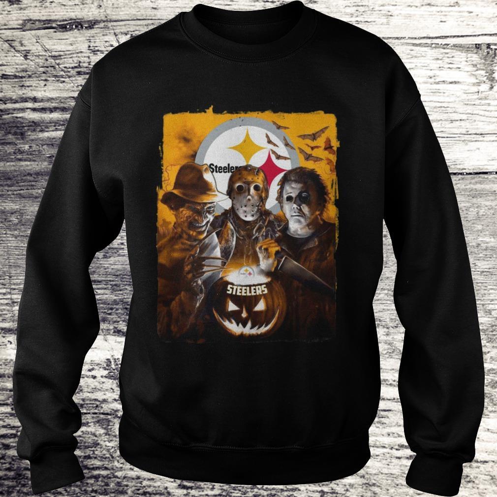 Jason Michael Freddy Pittsburgh Steeler Shirt Sweatshirt Unisex