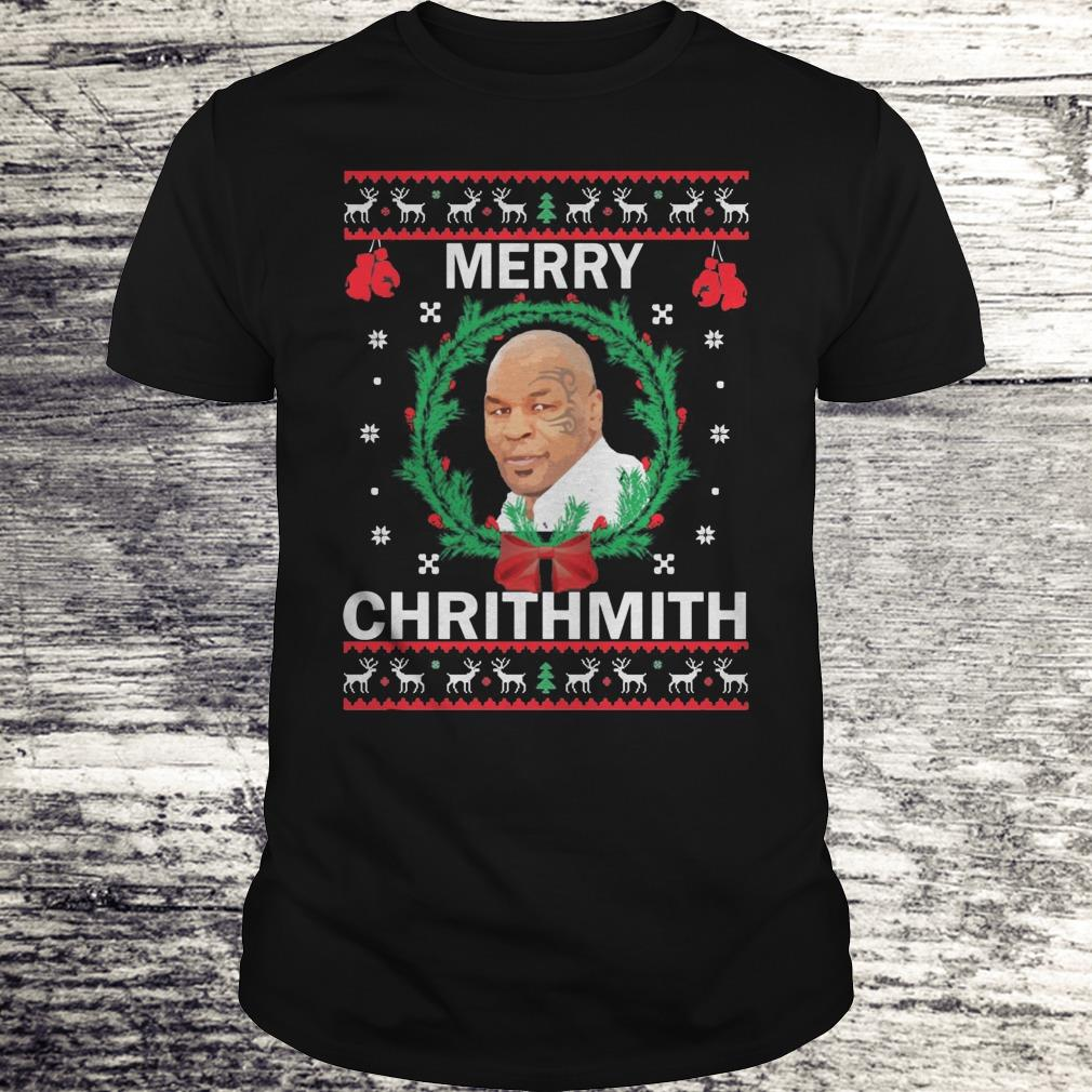 Mike Tyson Merry Christmas Shirt Classic Guys Unisex Tee.jpg