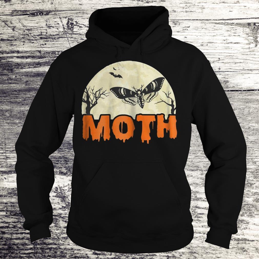 Moth Halloween Costume Sarcastic Meme Couple Shirt Hoodie