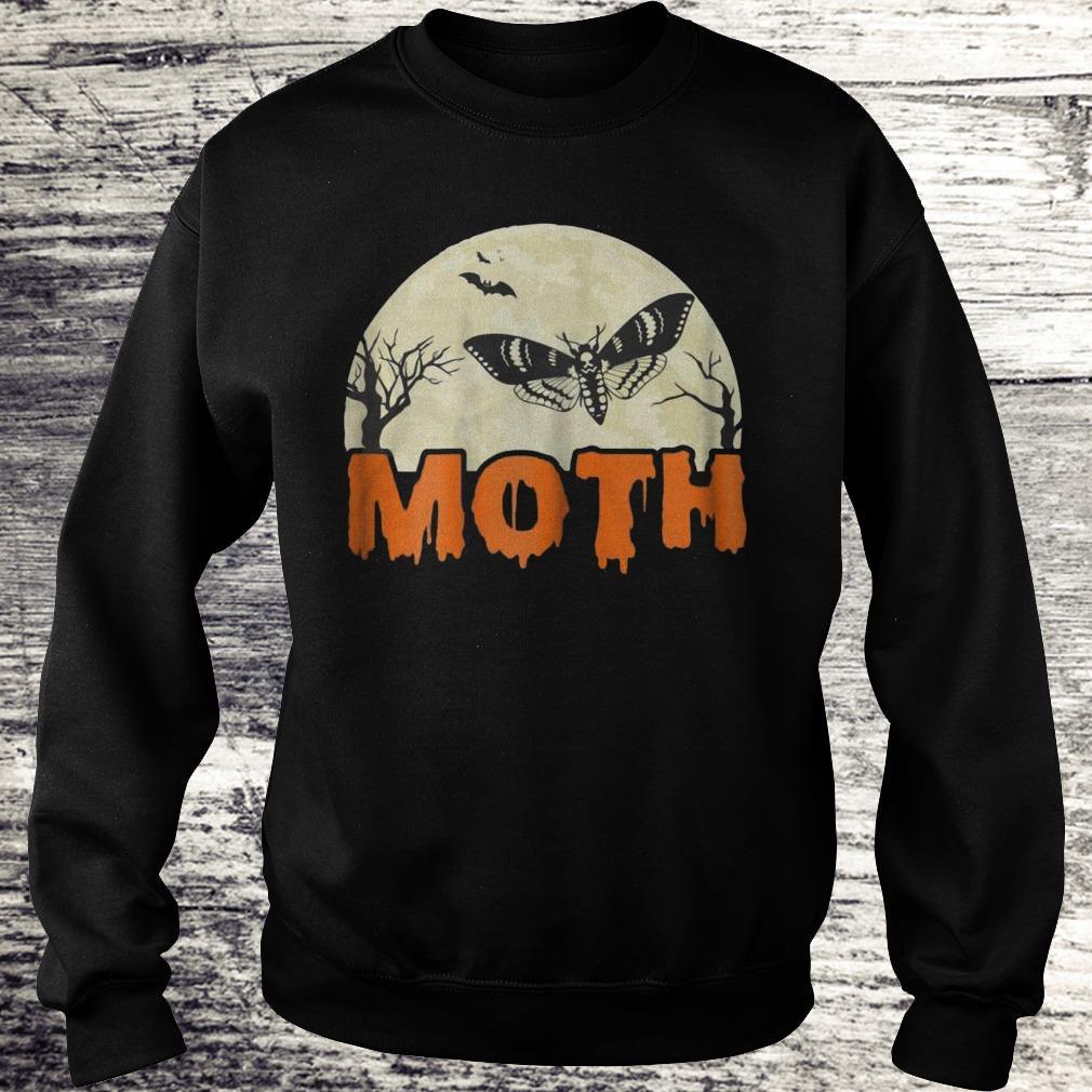 Moth Halloween Costume Sarcastic Meme Couple Shirt Sweatshirt Unisex
