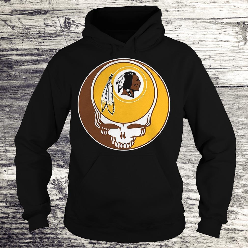 NFL Washington Redskins Grateful Dead Fan Fan Football Shirt Hoodie
