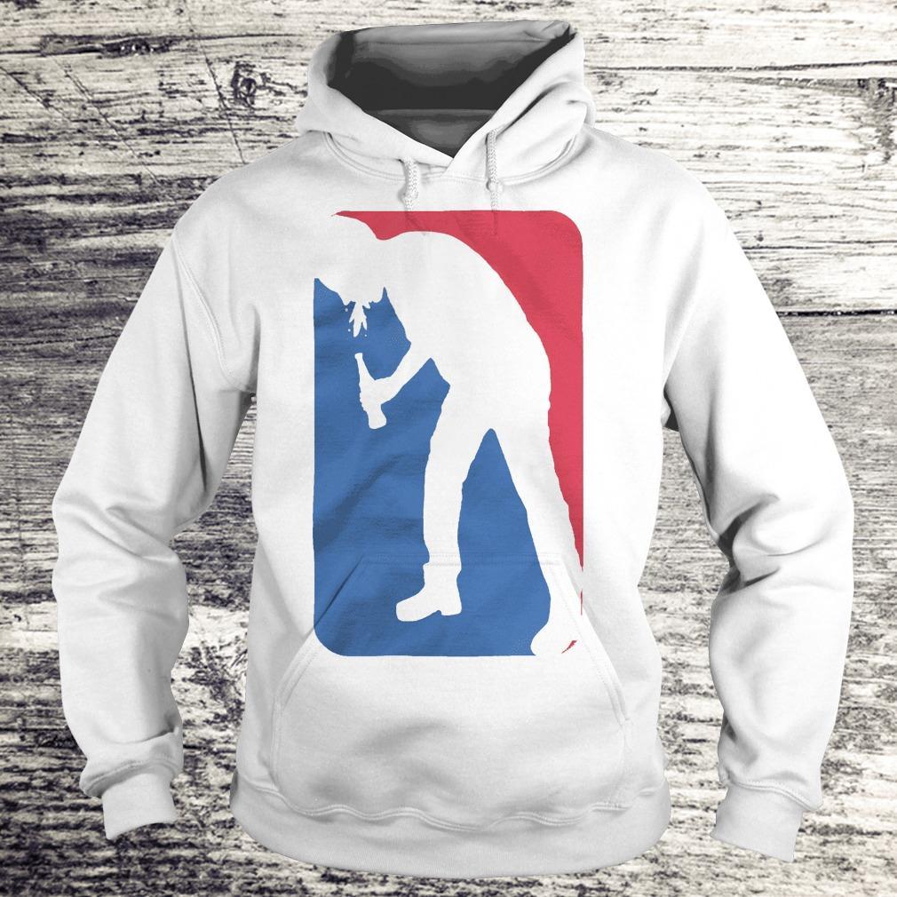 National drinking league shirt Hoodie