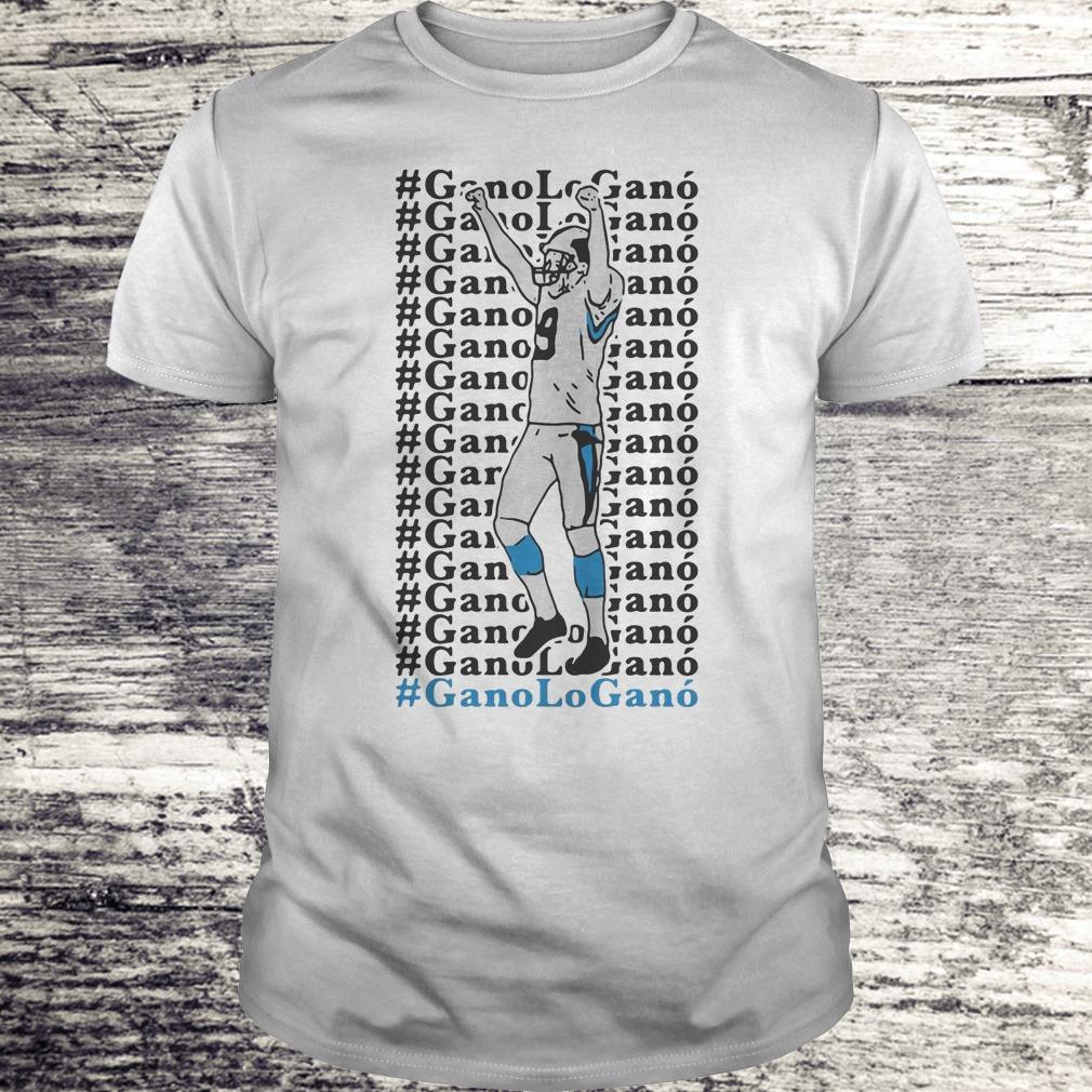 Official Ganologanó Carolina Panthers Shirt Hoodie And Sweater Shirt Classic Guys Unisex Tee.jpg