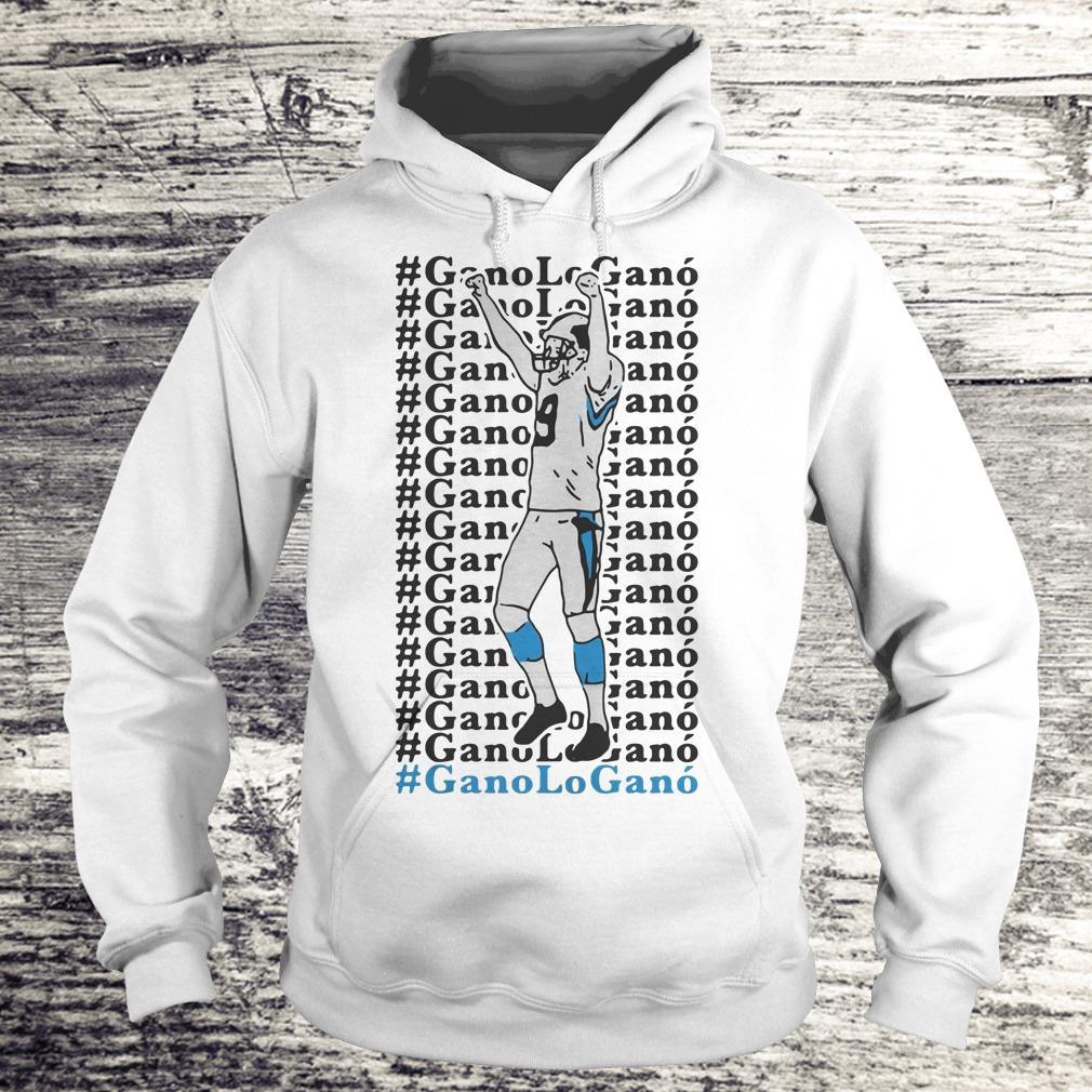 Official GanoLoGanó Carolina Panthers Shirt, hoodie and sweater Shirt Hoodie