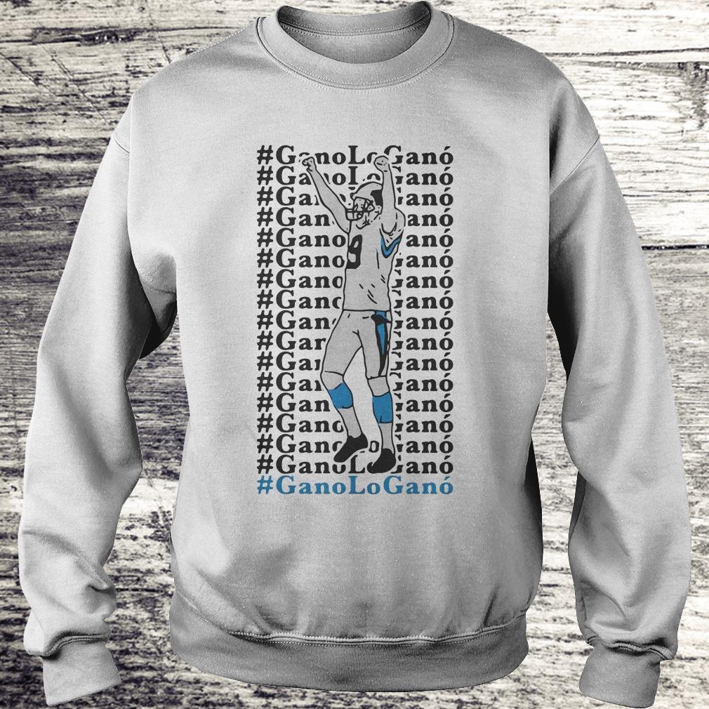 Official GanoLoGanó Carolina Panthers Shirt, hoodie and sweater Shirt Sweatshirt Unisex