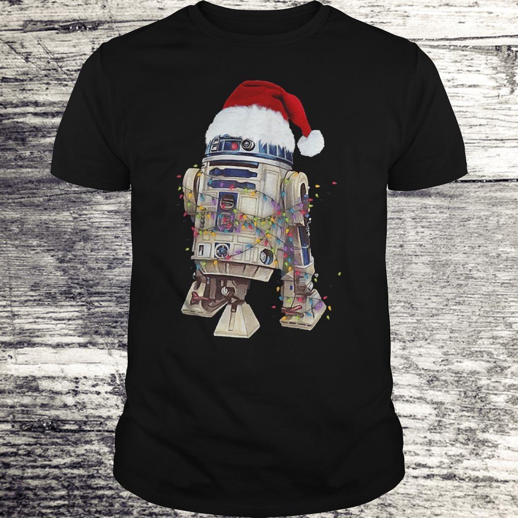 Original Christmas Artoo Detoo Star Wars Shirt