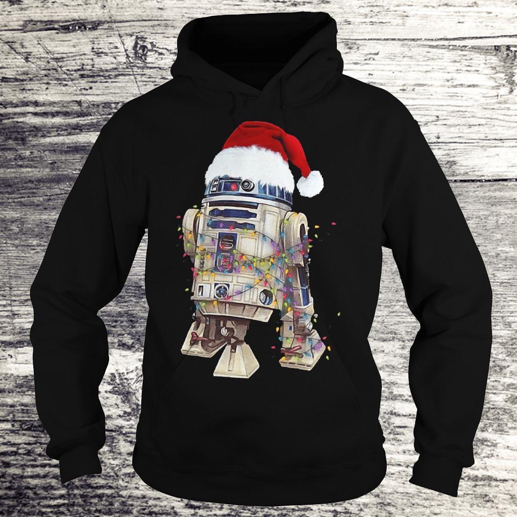 Original Christmas Artoo Detoo Star Wars Shirt Hoodie