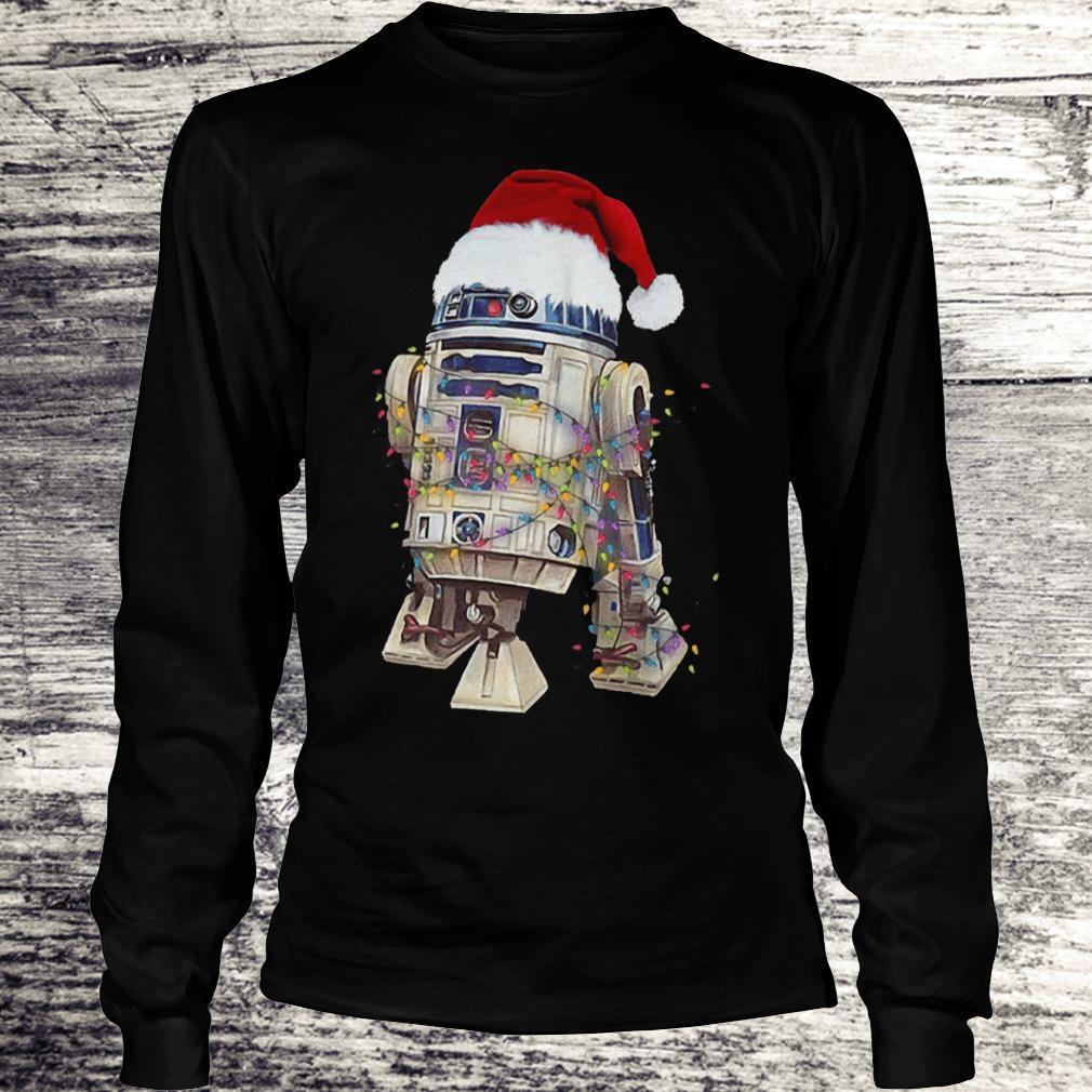 Original Christmas Artoo Detoo Star Wars Shirt Longsleeve Tee Unisex