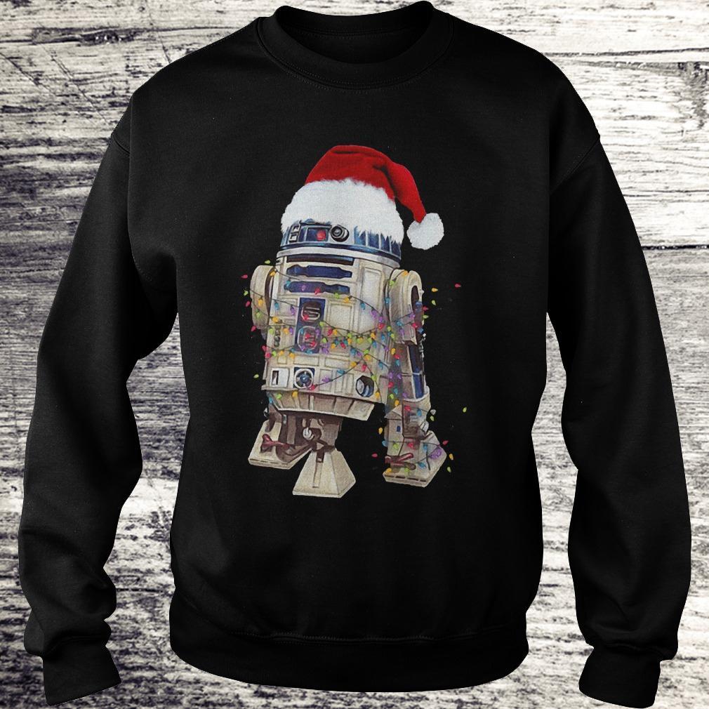 Original Christmas Artoo Detoo Star Wars Shirt Sweatshirt Unisex