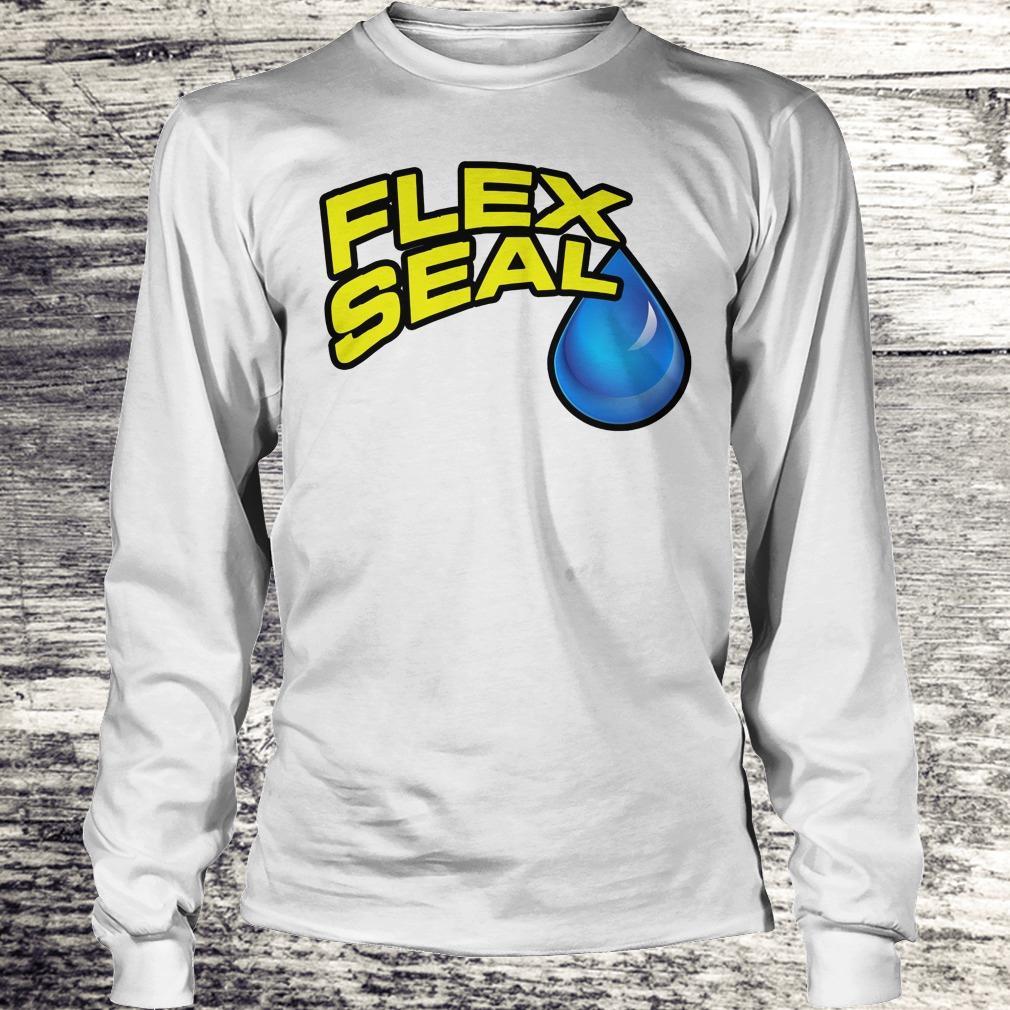 Original Flex Seal Shirt Longsleeve Tee Unisex