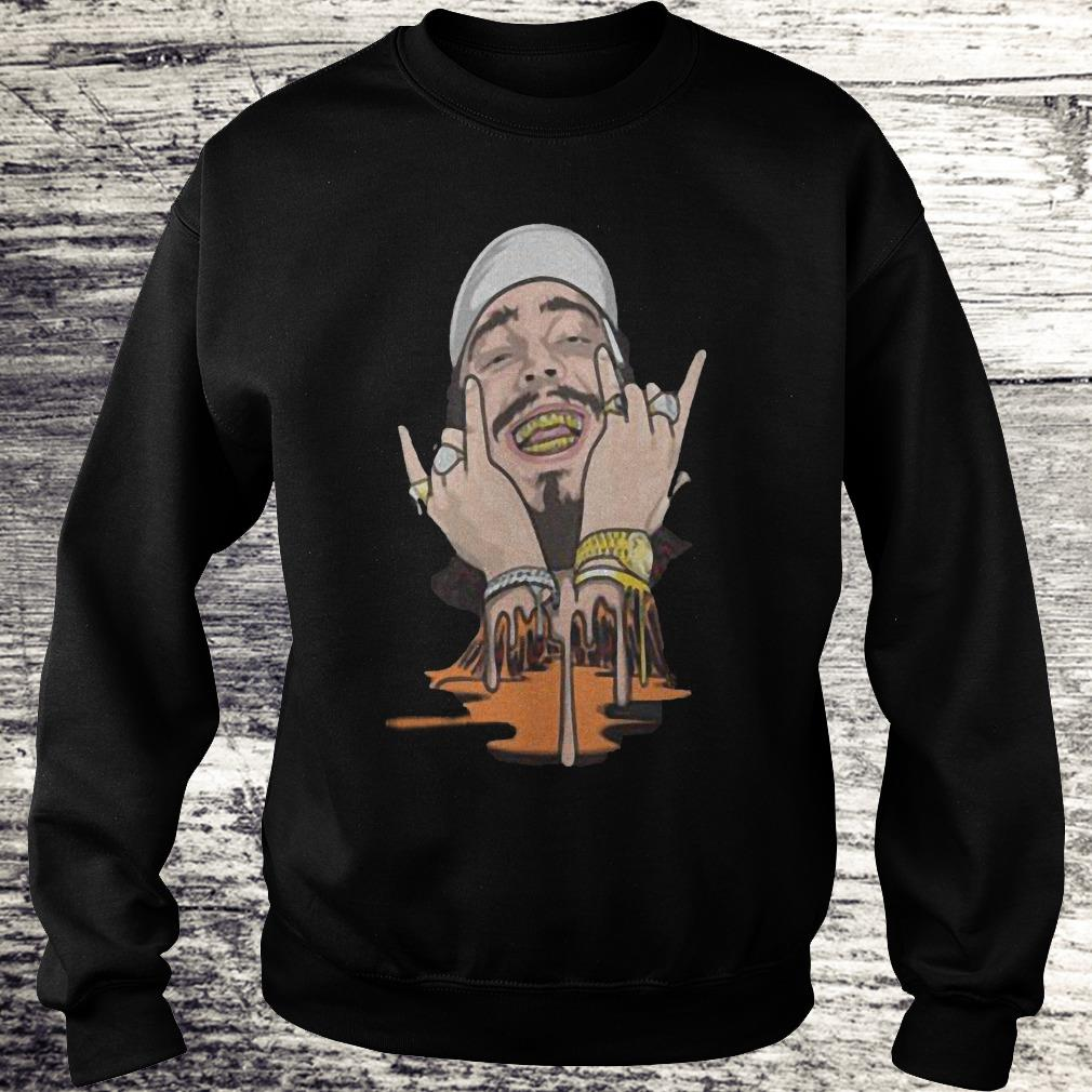 Post Malone rap hip hop Shirt Sweatshirt Unisex