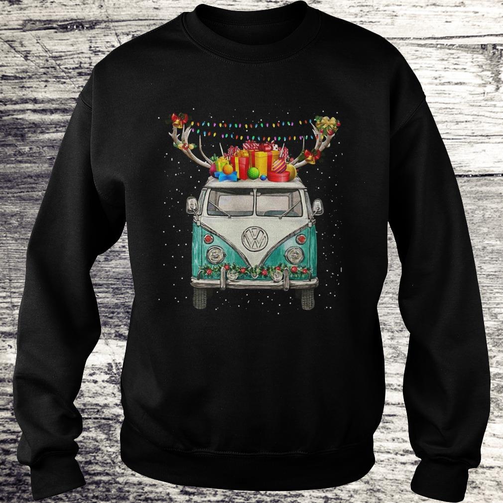 Reindeer Volkswagen Christmas Shirt Sweatshirt Unisex
