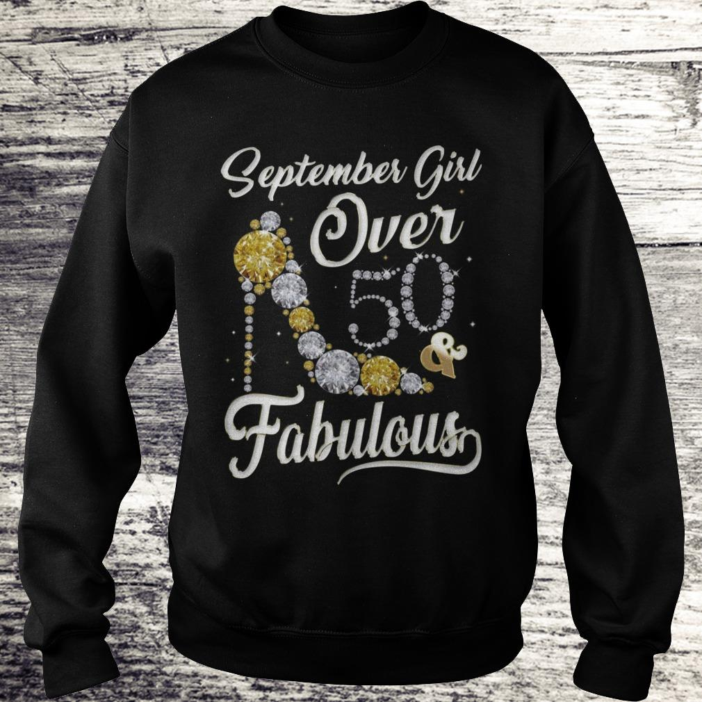 Quirky Fabulous Over 50: September Girl Over 50 And Fabulous Shirt