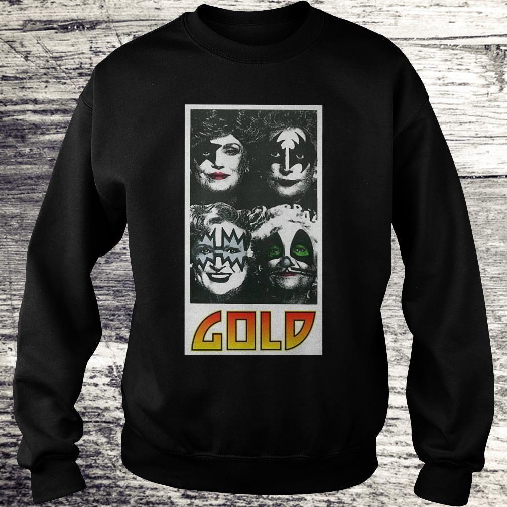 Smooch Kiss Golden Girls Shirt Sweatshirt Unisex