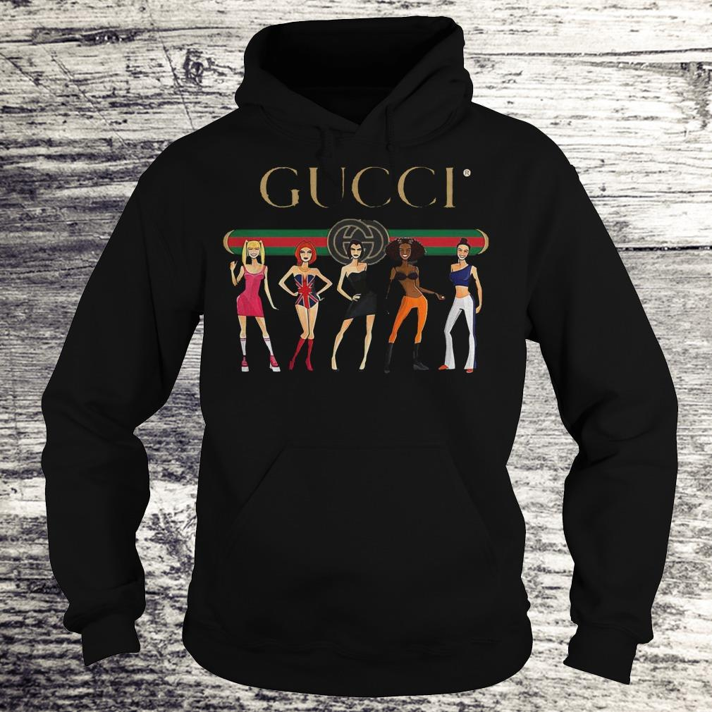 Spice Girls Gucci Style Shirt Hoodie