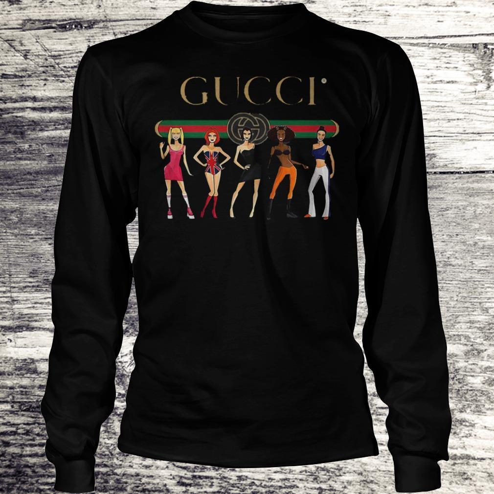 Spice Girls Gucci Style Shirt Longsleeve Tee Unisex