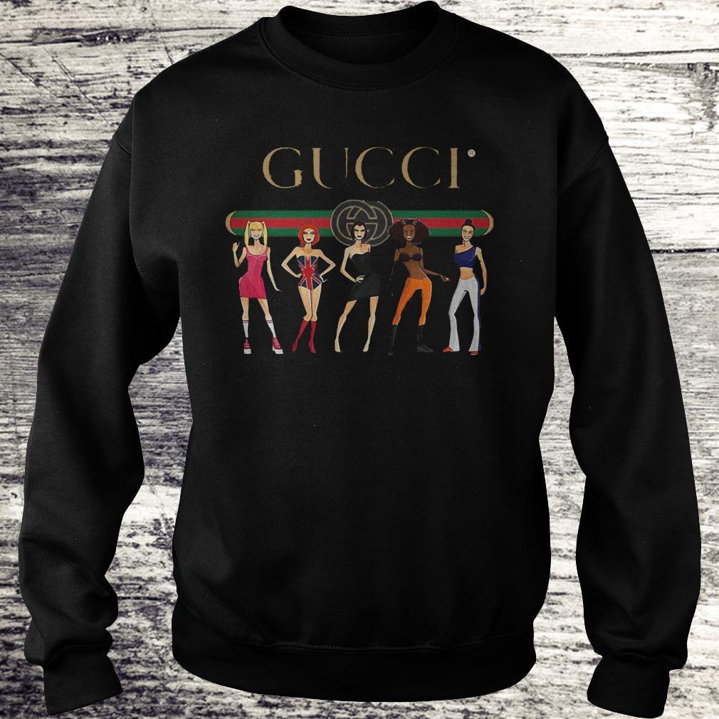 Spice Girls Gucci Style Shirt Sweatshirt Unisex
