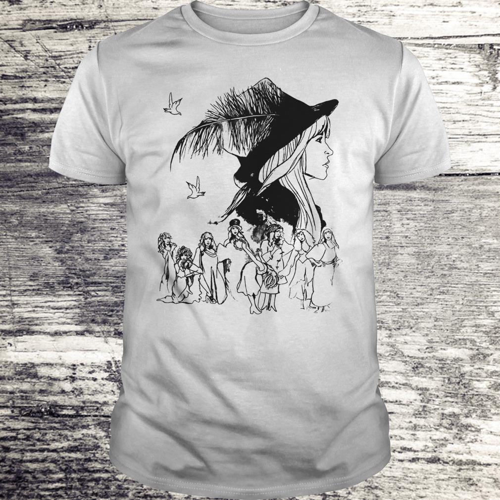 Stevie Singer Nick Shirt