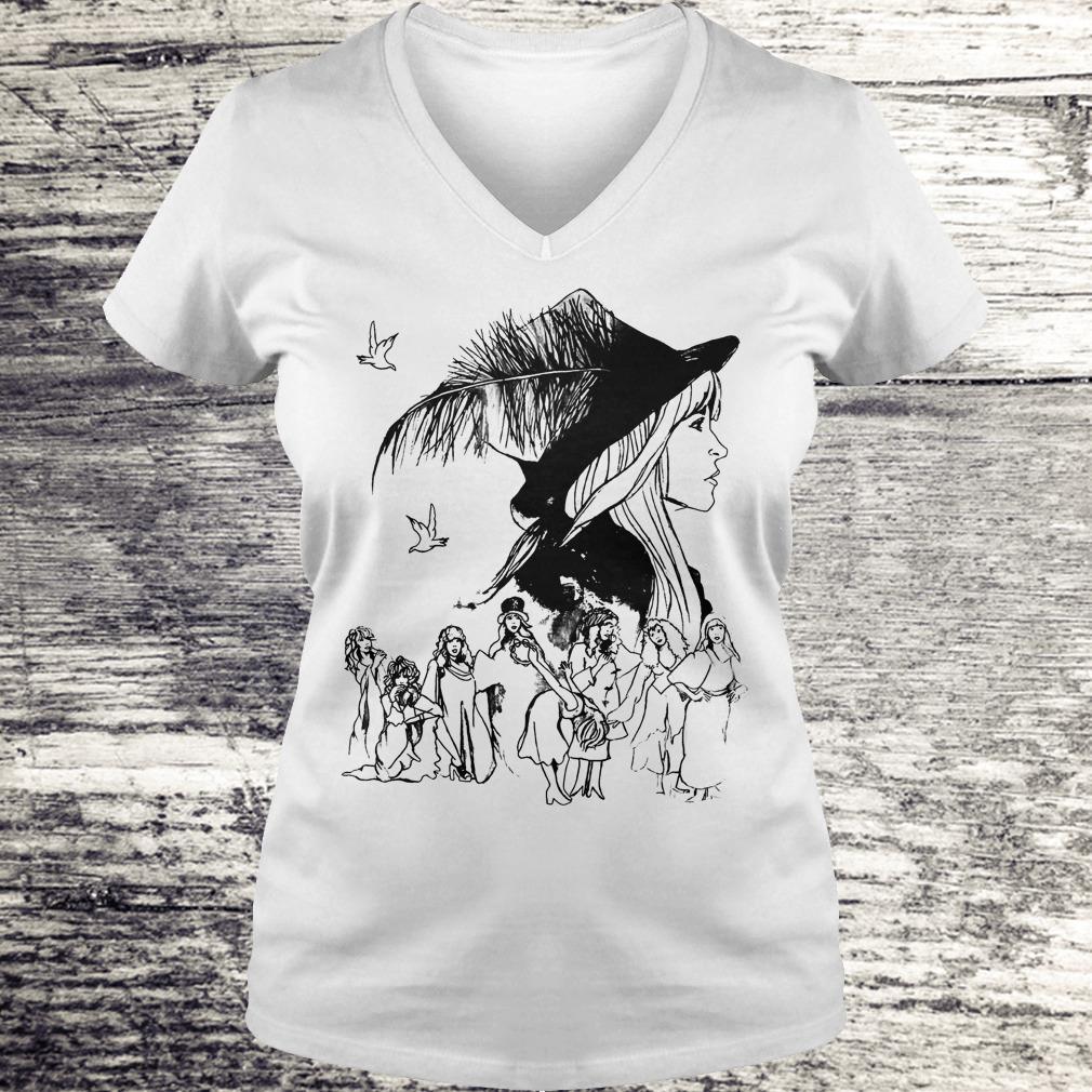 Stevie Singer Nick Shirt Ladies V-Neck