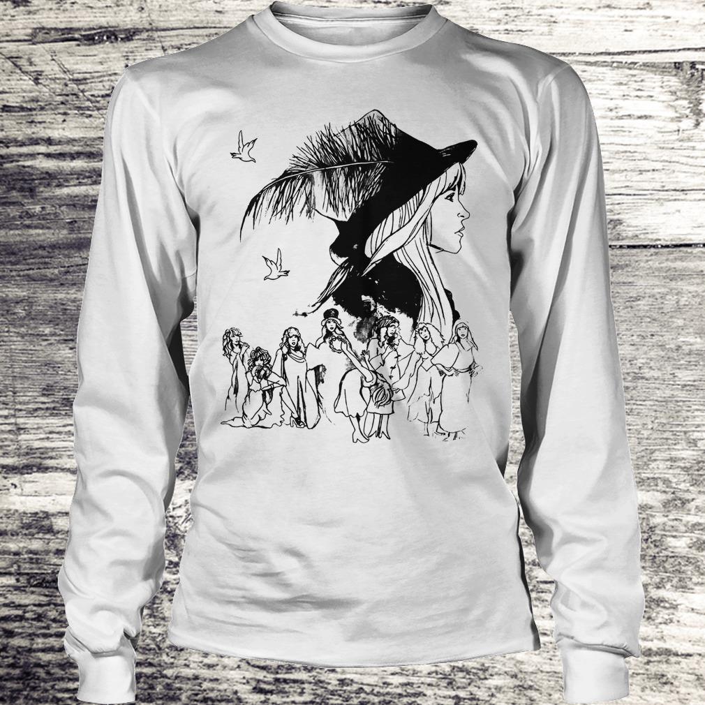 Stevie Singer Nick Shirt Longsleeve Tee Unisex