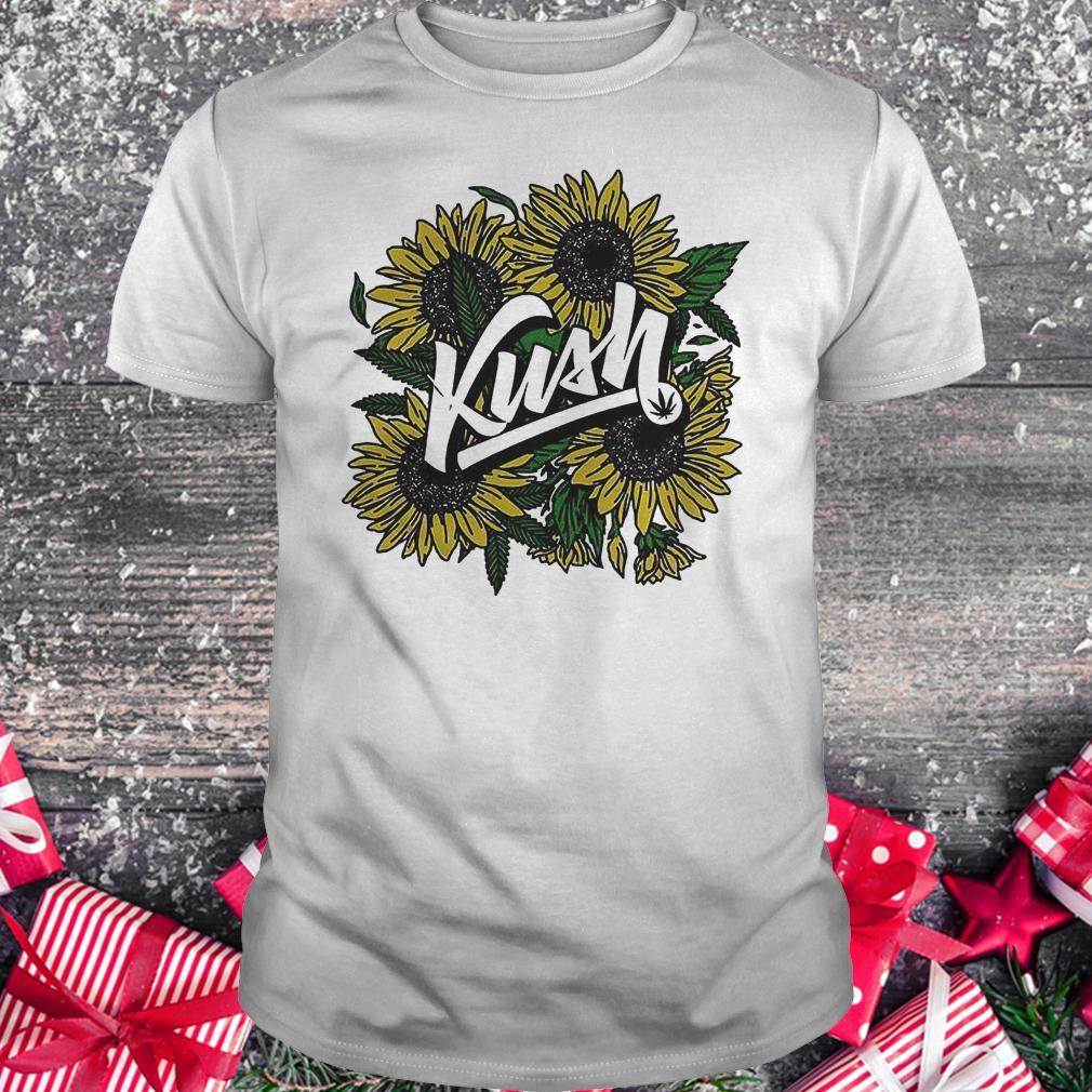 Sunflower Kush Shirt