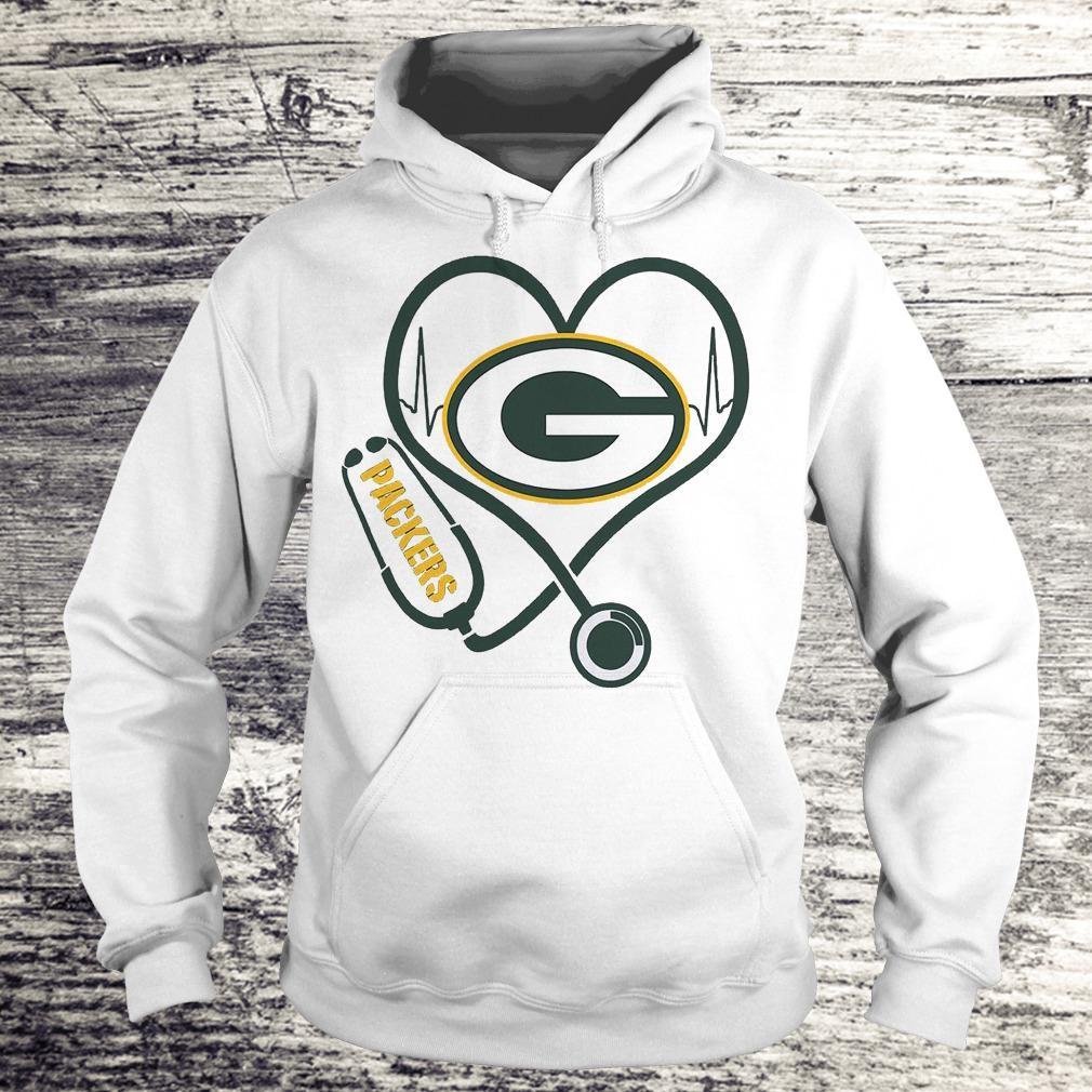 The Best Love Green Bay Packers Shirt Hoodie