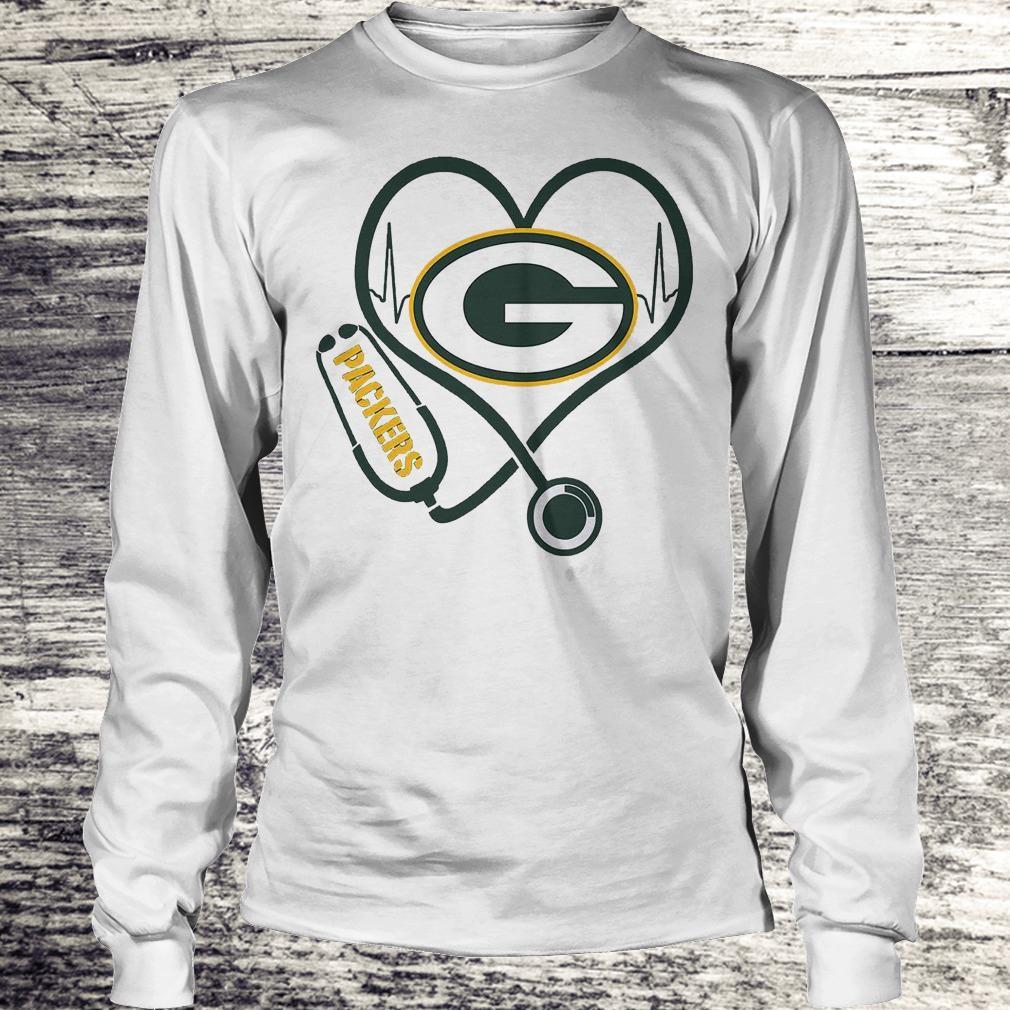 The Best Love Green Bay Packers Shirt Longsleeve Tee Unisex