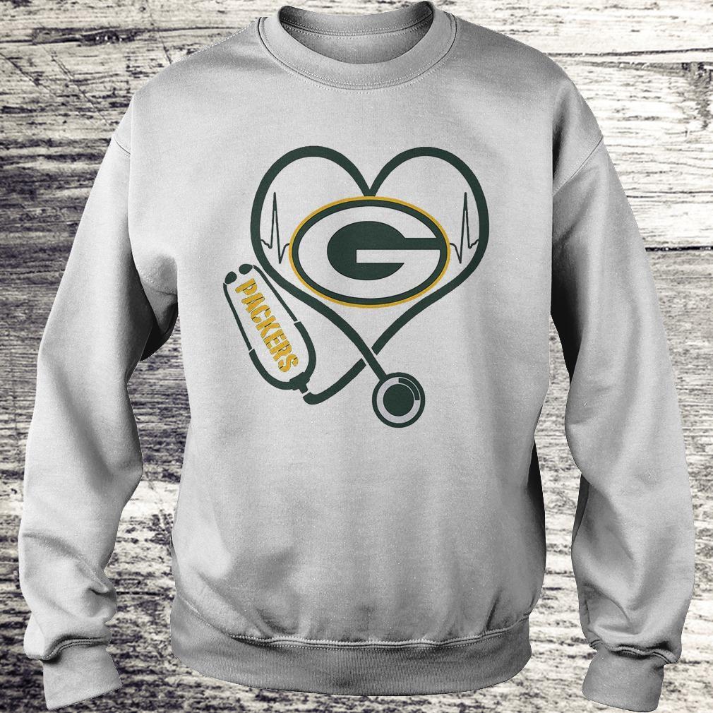 The Best Love Green Bay Packers Shirt Sweatshirt Unisex