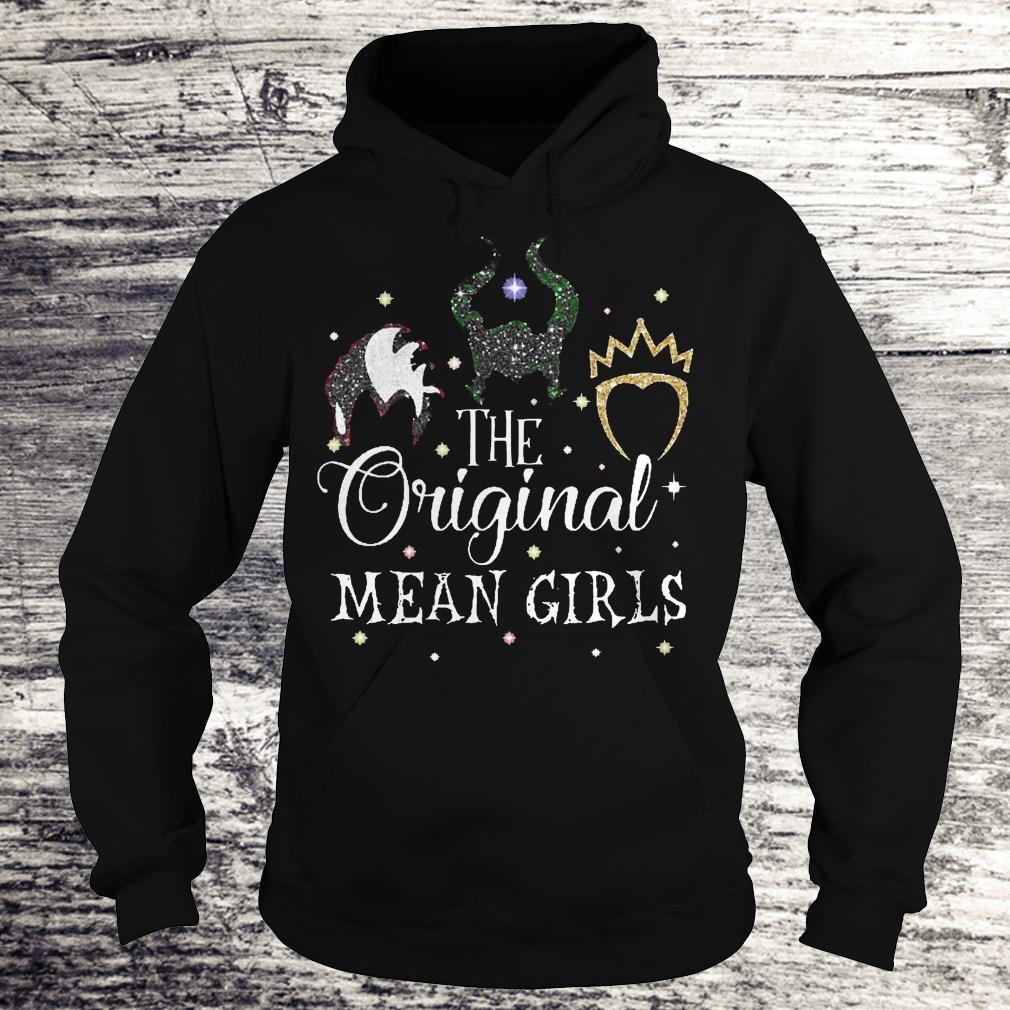 The original mean girls Disney Villains Shirt Hoodie