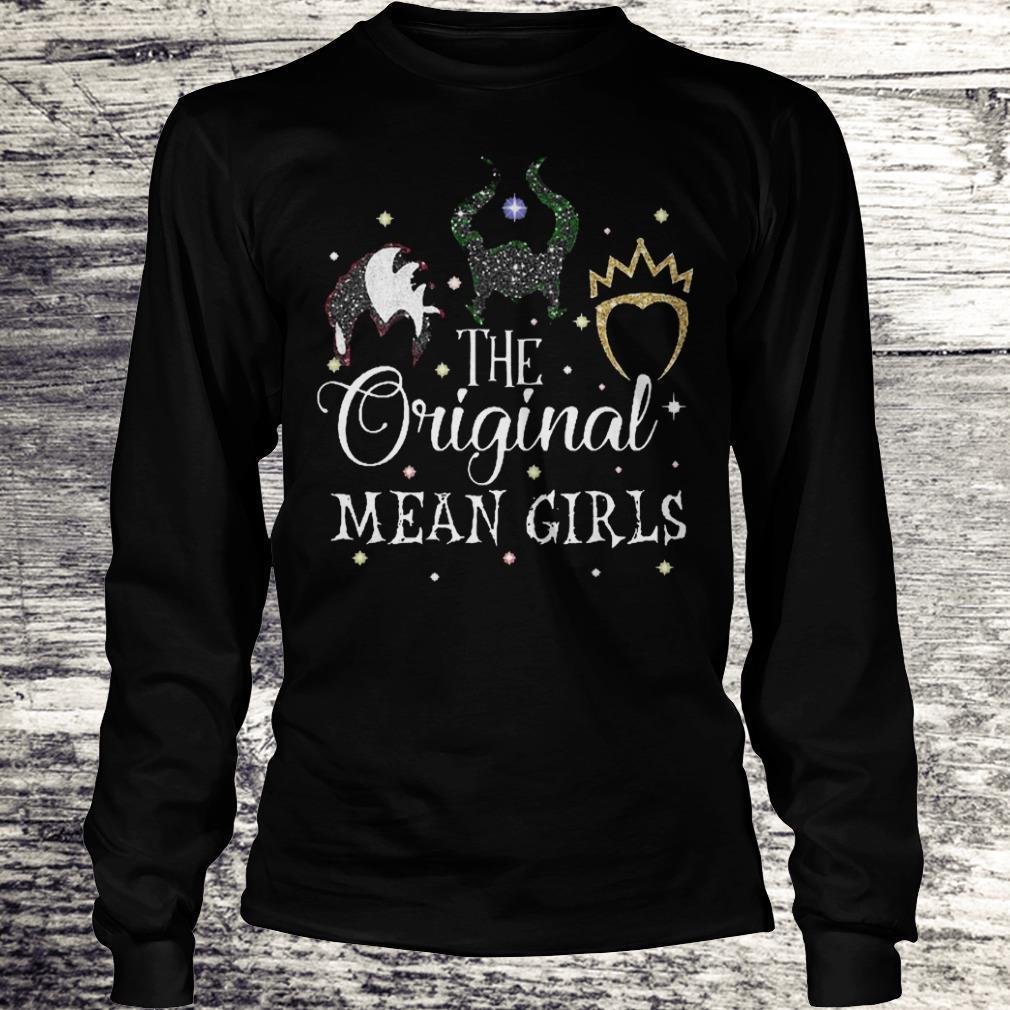 The original mean girls Disney Villains Shirt Longsleeve Tee Unisex