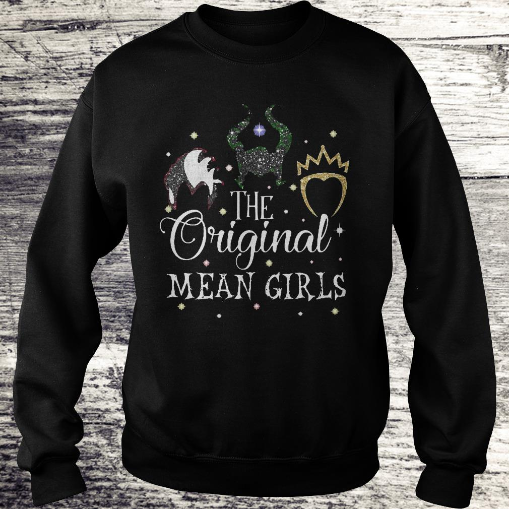 The original mean girls Disney Villains Shirt Sweatshirt Unisex