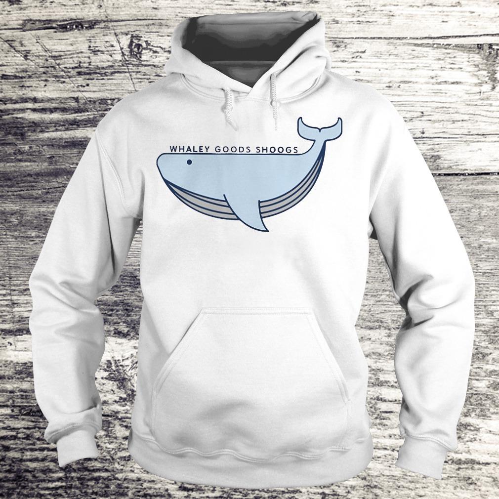 Whaley Good Shoogs Diabetes Awareness Shirt Hoodie
