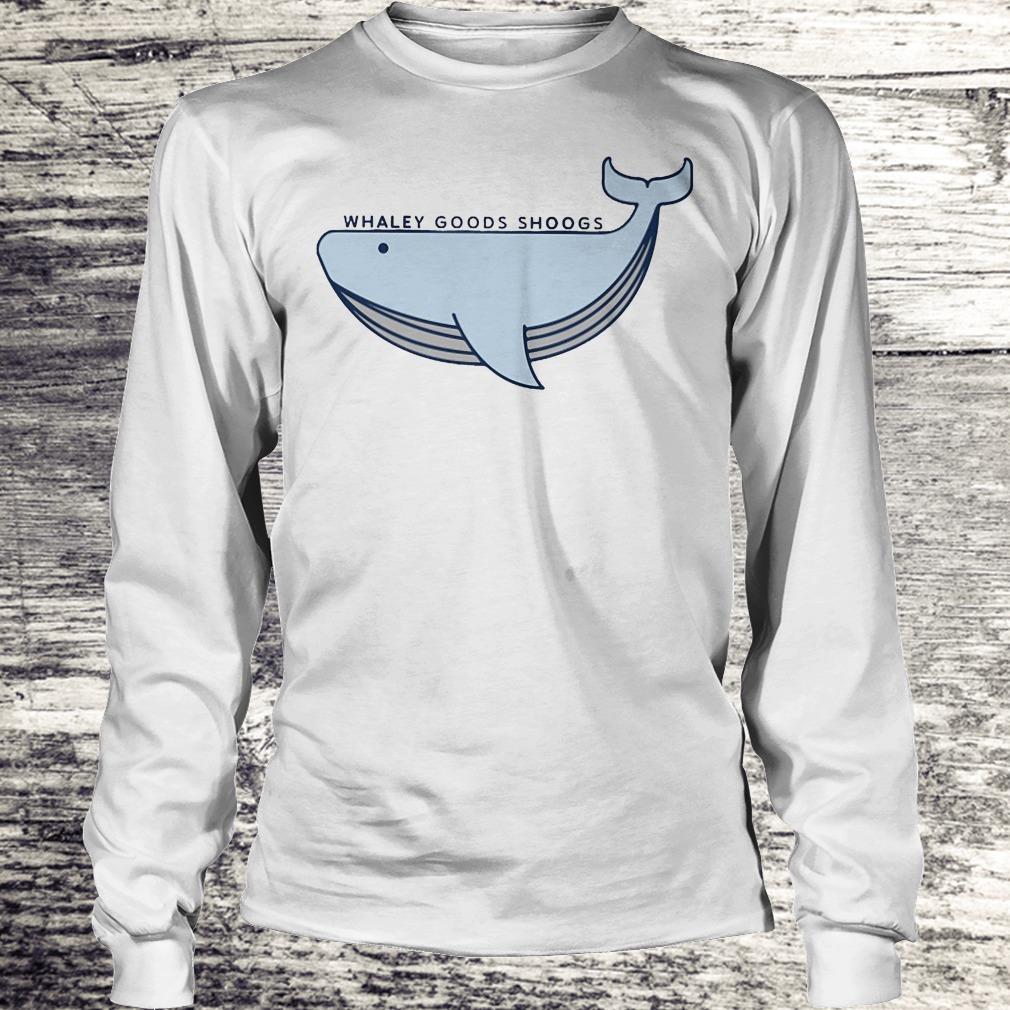 Whaley Good Shoogs Diabetes Awareness Shirt Longsleeve Tee Unisex