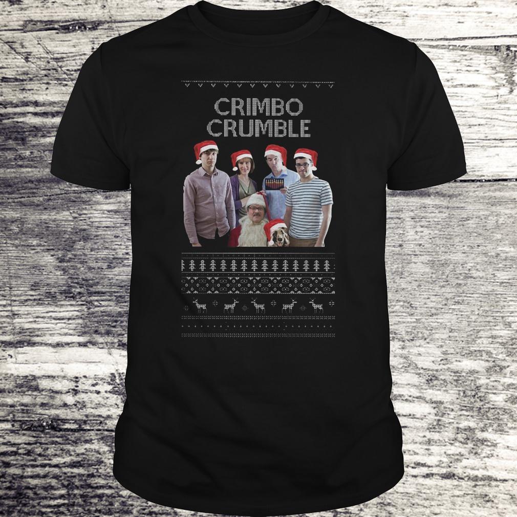Best Price Friday Night Dinner Crimbo Crumble shirt Classic Guys / Unisex Tee