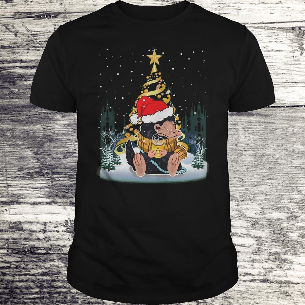 Best Price Niffler christmas tree shirt Classic Guys / Unisex Tee