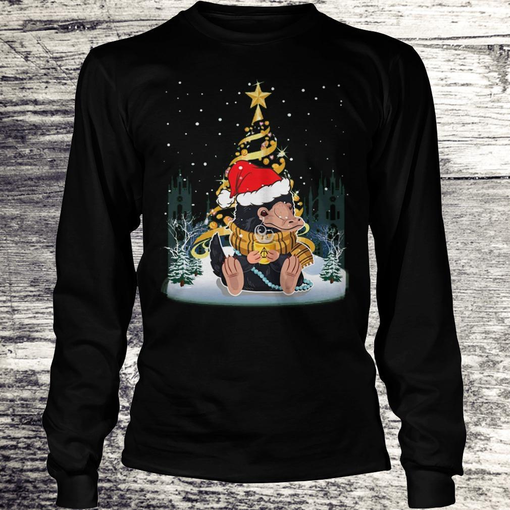 Best Price Niffler christmas tree shirt Longsleeve Tee Unisex