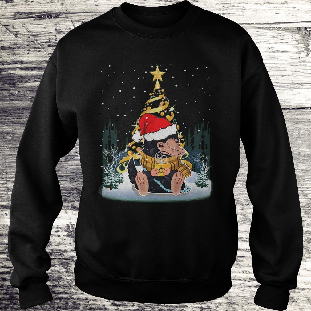 Best Price Niffler christmas tree shirt Sweatshirt Unisex