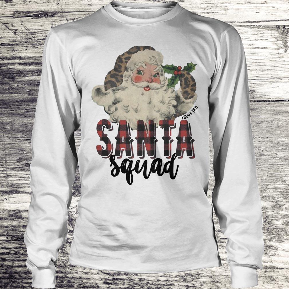 Official Santa Squad shirt Longsleeve Tee Unisex